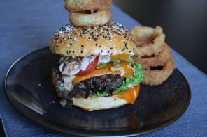 BURGER ONION RINGS